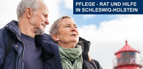 Pflege - Rat und Hilfe in Schleswig Holstein